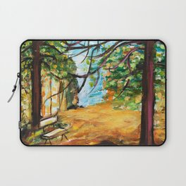 Woodland Beauty Laptop Sleeve
