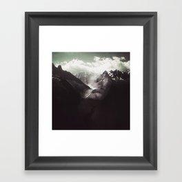 Prolepsis Framed Art Print