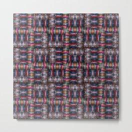 no. 320 multicolored Metal Print