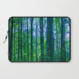 Afternoon Forest Laptop Sleeve