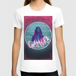 Most dangerous woman in the Galaxy T-shirt