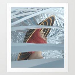 BORA Art Print
