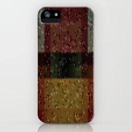 Loony Linoleum iPhone Case
