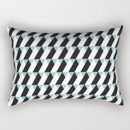 TriTriTriangle Rectangular Pillow