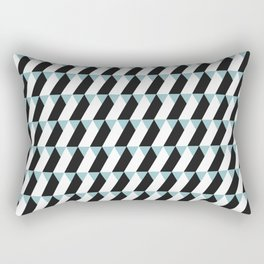 TriTriTriangle Rectangular Pillow