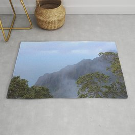 Fog Lifting Rug