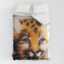 Leopard Cub Comforters