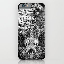 The Tree of Life iPhone Case