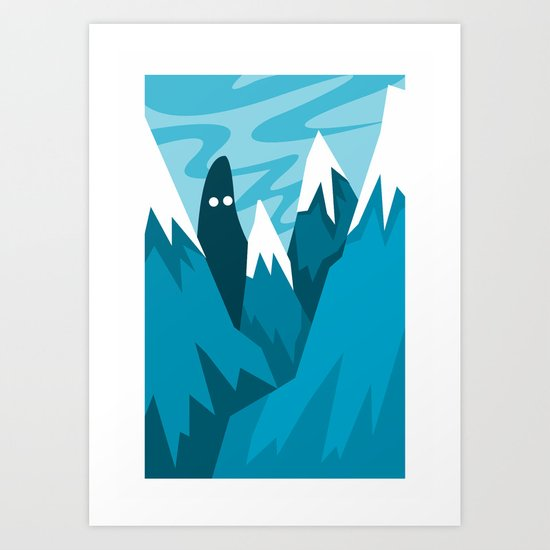 The Last of my Kind Art Print