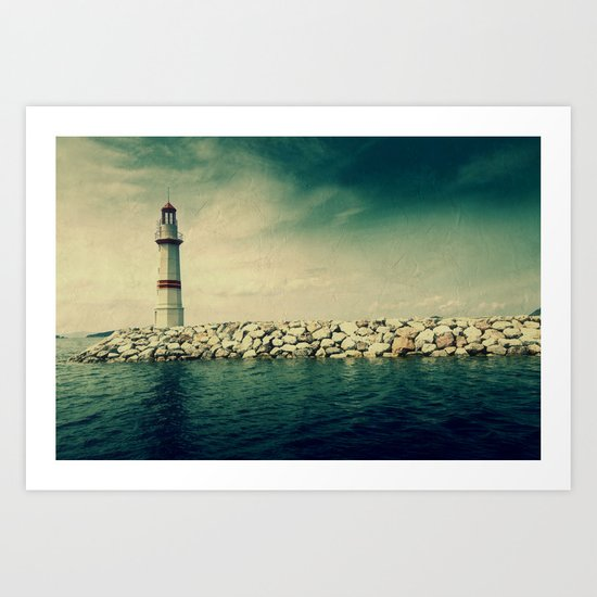 light house Art Print
