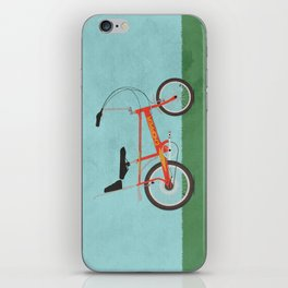 Chopper Bike iPhone Skin