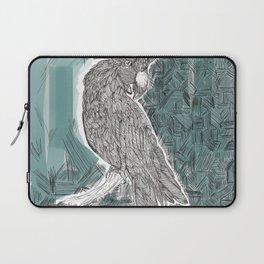 Blue Cockatoo Laptop Sleeve