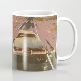 EVENING EXPLOSION II Coffee Mug
