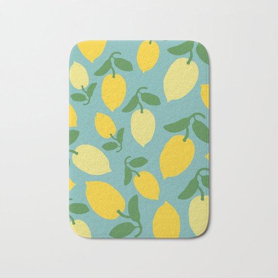 Le Citron Bath Mat