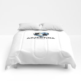 Argentina Soccer Shirt 2016 Comforters