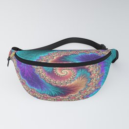 Water Rapids Fanny Pack