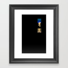 Out of Sin  Framed Art Print
