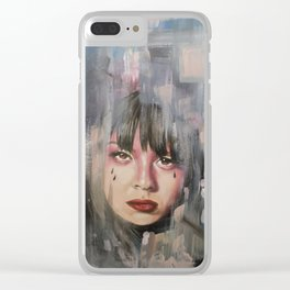 Gemma Clear iPhone Case