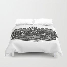 Crown Duvet Cover