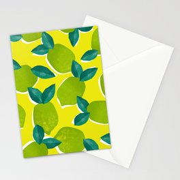 Limes for daysss Stationery Cards