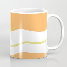 """ Orange days "" Coffee Mug"