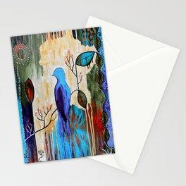 """Bohemian Garden"" Stationery Cards"