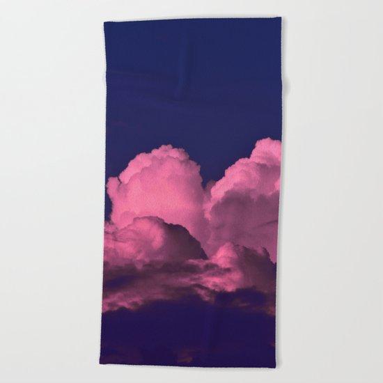 Cloud of Dreams  III Beach Towel