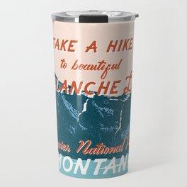 Avalanche Lake Travel Mug