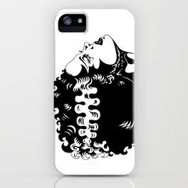 The Bride iPhone Case