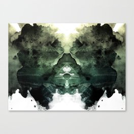 Test de Rorschach Canvas Print