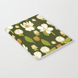 Sweet Magnolia Notebook