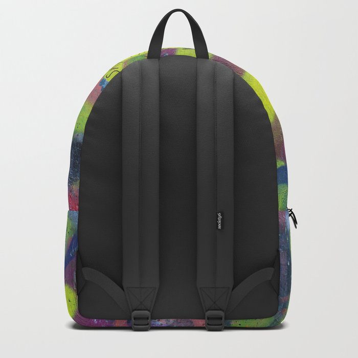 Say that you love me. Backpack