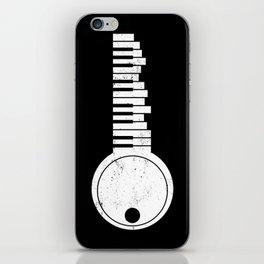 The KEYboard iPhone Skin