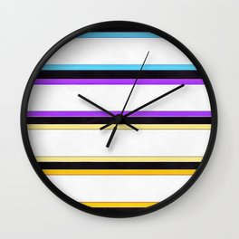 Timpanogos Wall Clock