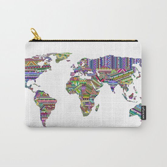 Overdose World Carry-All Pouch
