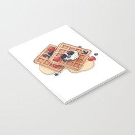Breakfast & Brunch: Waffles Notebook