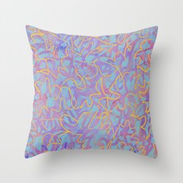 Feel Special Throw Pillow