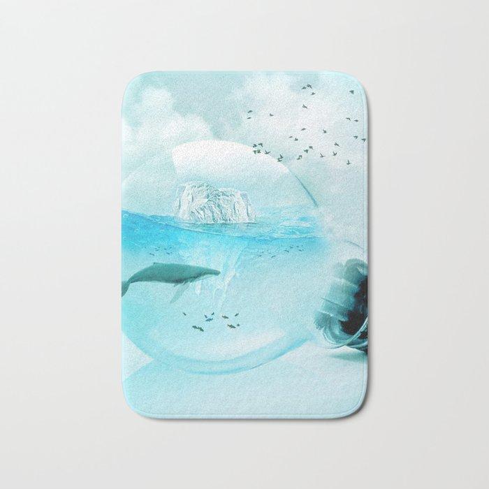 Below the Surface Bath Mat