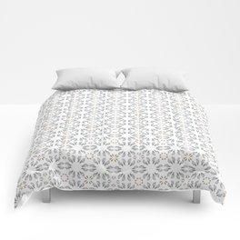 Bird kaleidoscope Comforters
