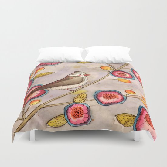 a another day under the sun Duvet Cover