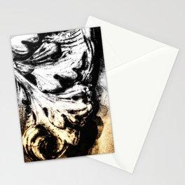 LEAF - GOLD Stationery Cards