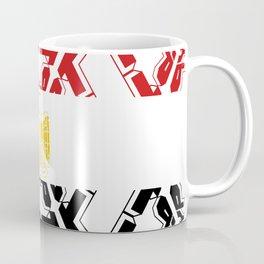 EGYPT | PREMIUM 3D FLAG Coffee Mug