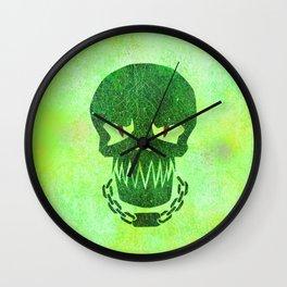 Killer Croc Suicide Squad Wall Clock