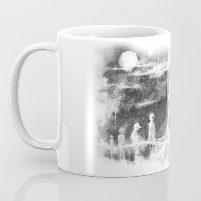 The Bell Toll Coffee Mug