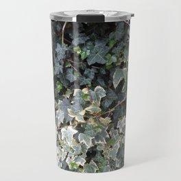 IVY  Plant photo close-up  Travel Mug