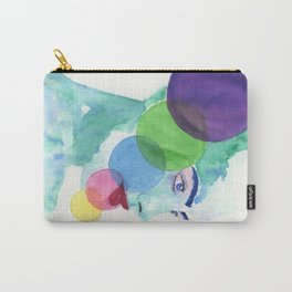 Simplicity is Beautiful Carry-All Pouch