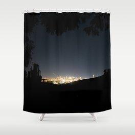 Gas Works Shower Curtain