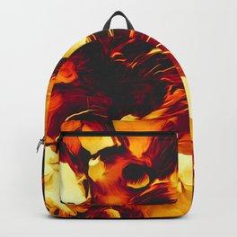 Abstract Organic And Natural Surface v3 Backpack