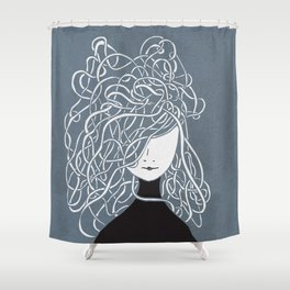Iconia Girls - Olivia March Shower Curtain