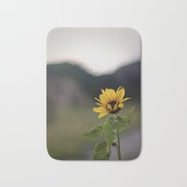 FLOWER OF SUN Bath Mat